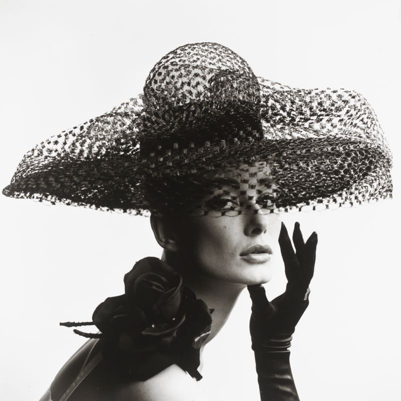 Tania Mallet In A Madame Paulette Hat