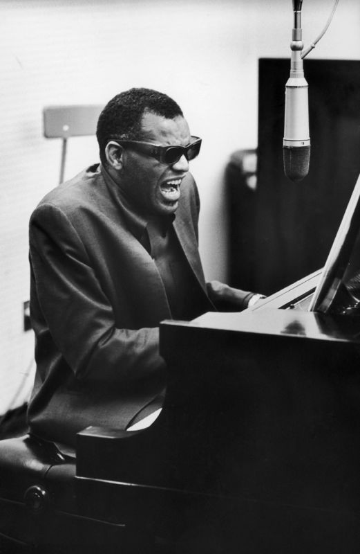 Ray Charles in LA