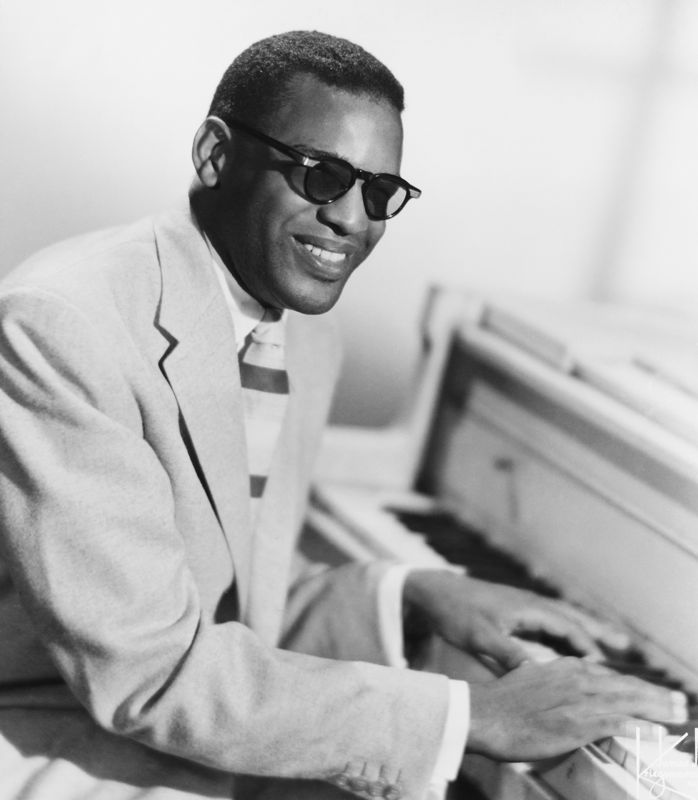 Ray Charles in New York