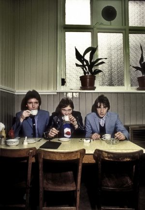 The Jam In The CafŽ