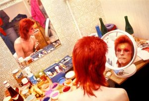 Bowie Making Up