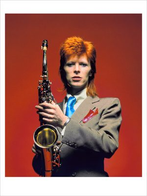 Bowie And Sax