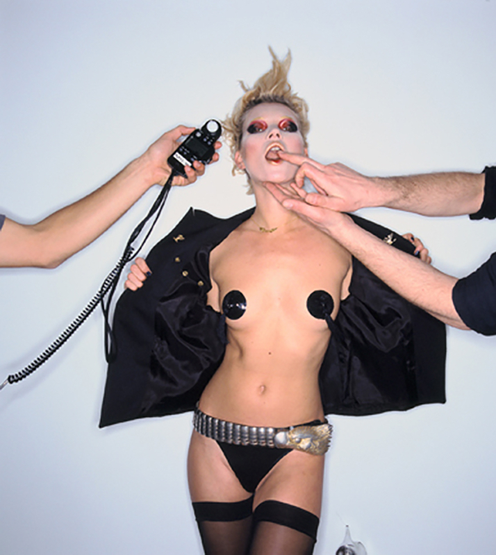 Kate With Tassles